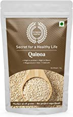 Fitness Mantra White Quinoa Seeds 1 kg
