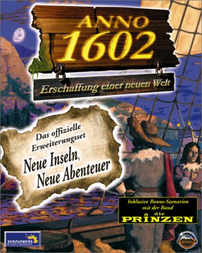 Anno 1602: Neue Inseln, Neue Abenteuer