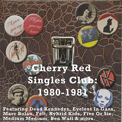 Cherry Red Singles Club: 1980-...