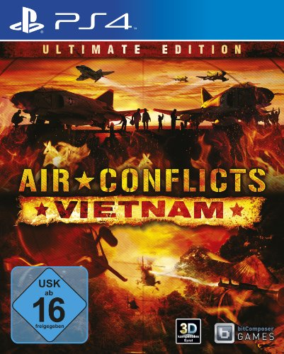 Air Conflicts: Vietnam (Ultimate Edition) - [PlayStation 4]