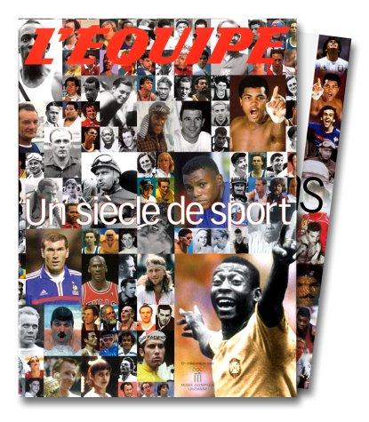 L'Equipe, un siècle de sport (coffret)