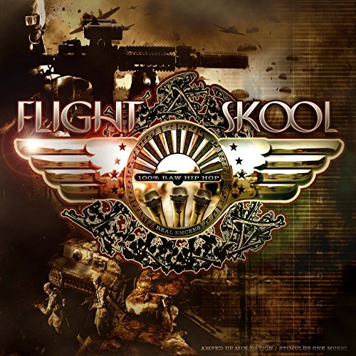 Amped Up Mix Nation Presents: Flight Skool