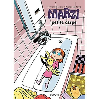 Marzi - tome 1 - Petite carpe nouvelle maquette