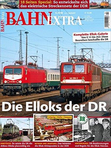Elloks der DR: Die Elektrotraktion 1945-1993 (Bahn Extra)