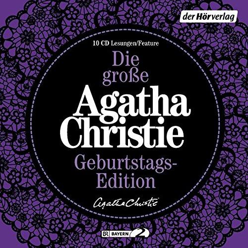 Die große Agatha Christie Geburtstags-Edition: Karibische Affäre - Das unvollendete Bildnis - Die Kleptomanin (Miss Marple und Hercule Poirot, Band 1) (Hercules Band)