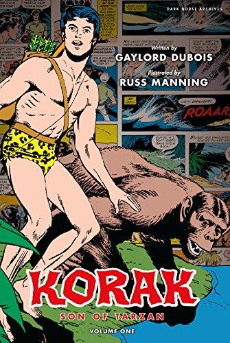 Korak, Son of Tarzan Archives Volume 1 (Dark Horse Archives) por Gaylord DuBois