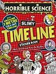 Slimy Timeline Sticker Book (Horrible...