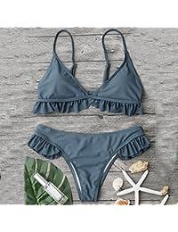 fd61a73a9b107c Suchergebnis auf Amazon.de für: badeanzug mit volant damen: Bekleidung