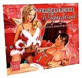 Als Geschenkidee zu Weihnachten bestellen Für den Freund - Sex Adventskalender für Paare / Der Pärchen-Adventskalender! Machen Sie die Vorweihnachtszeit zu einem Fest der Erotik! Mit diesem Adventskalender für Pärchen bekommen Sie jeden Tag aufs Neue einen heißen Liebeskick. Hinter den 24 Türchen verbergen sich A