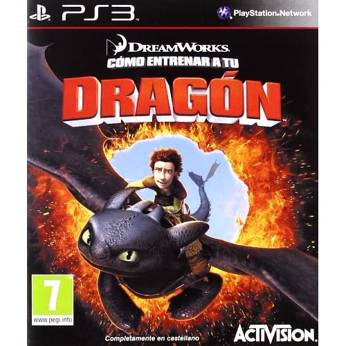 Como Entrenar a tu Dragon PS3 10
