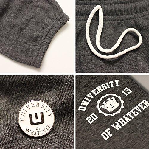 University of Whatever Pantalon de jogging pour Femme Unestablished Gris foncé
