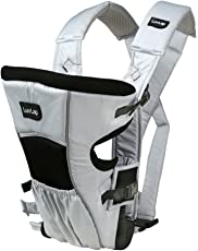 Luvlap Baby Carrier Blossom (Gray)