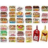 Haribo Rhubarbe et crème anglaise - Bonbons aux fruits 600 pièces