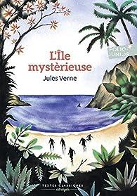 L'Ile mystérieuse par Jules Verne