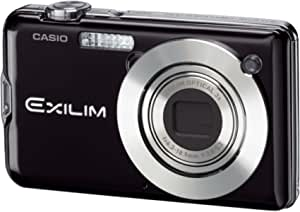 Casio Exilim Ex S12 Digital Camera 2 7 Zoll Black Camera Photo