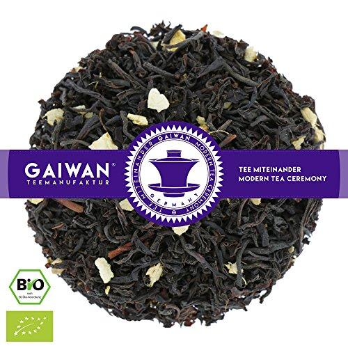 N° 1251: tè nero biologique in foglie