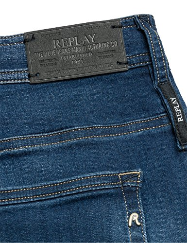 Replay Jogging, Jeans Homme Bleu (Blue Denim 009)