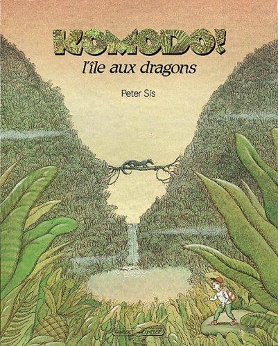 Komodo ! : L'île aux dragons