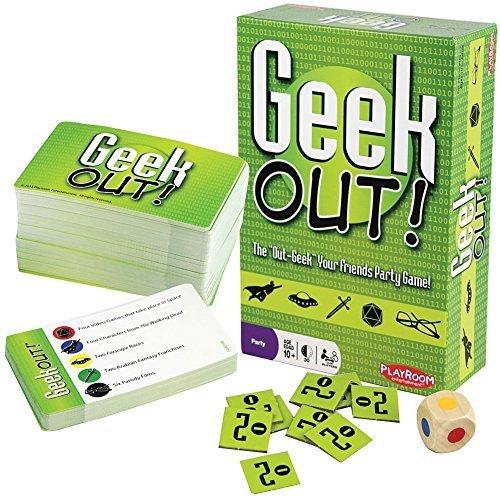 Geek-Out-Game-by-Playroom-Entertainment  Geek Out Game by Playroom Entertainment 61A88bcIZ L