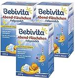 Bebivita Abend-Fläschchen - nach dem 6. Monat, 3er pack (3 x 600g)