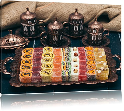 desserts-traditionnels-turcs-format-60x40-sur-toile-xxl-enormes-photos-completement-encadrees-avec-c