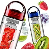 Fruit Infuser Water Bottle Bpa Frees Review and Comparison