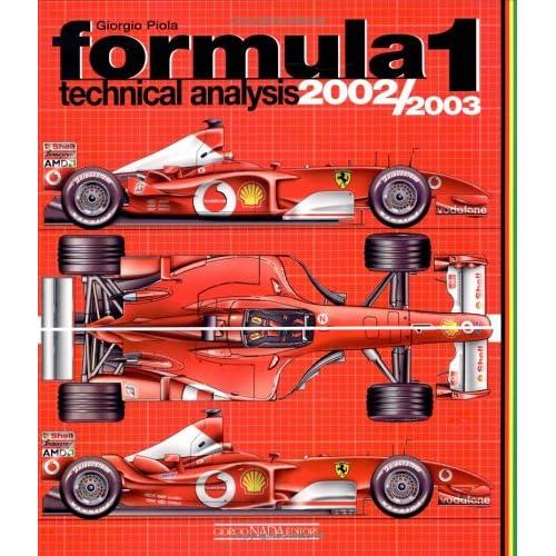 Formula 1 2002/2003. Tecnical Analysis