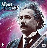 Albert Einstein 2019 - 18-Monatskalender (Wall-Kalender) - BrownTrout Publisher