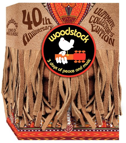 Woodstock [Collector's Edition] [4 DVDs]