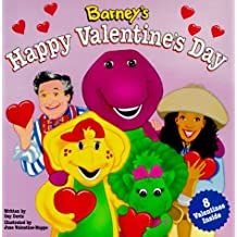 Barney's Happy Valentine's Day with Cards