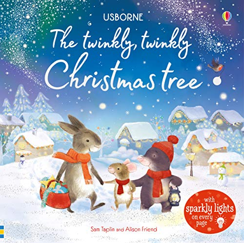 Twinkly Twinkly Christmas Tree (Usborne Twinkly Books) por Sam Taplin