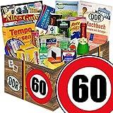 Ostprodukte | 60 Geburtstag | Geschenkset Mama | Spezialitäten Box