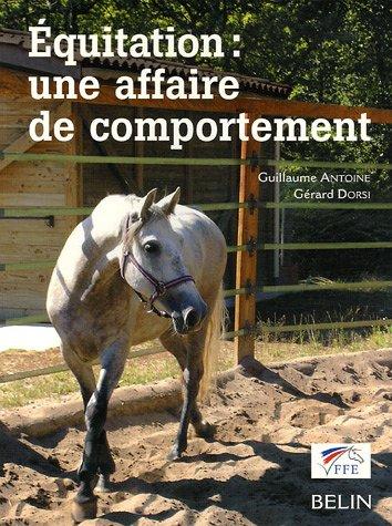 Equitation : une affaire de comportement