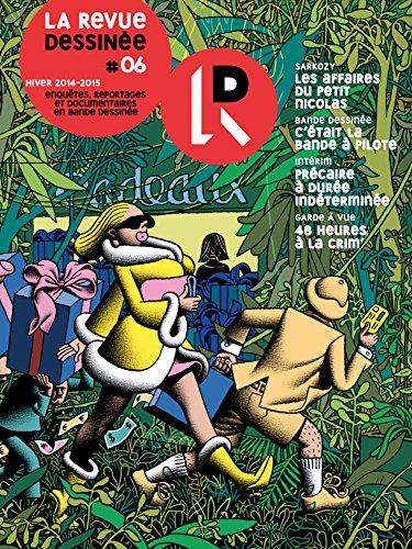 La Revue Dessine #6: Hiver 2014-2015