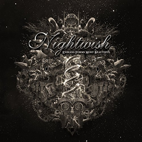 Endless Forms Most Beautiful (Digibook) By Nightwish (2015-03-30)