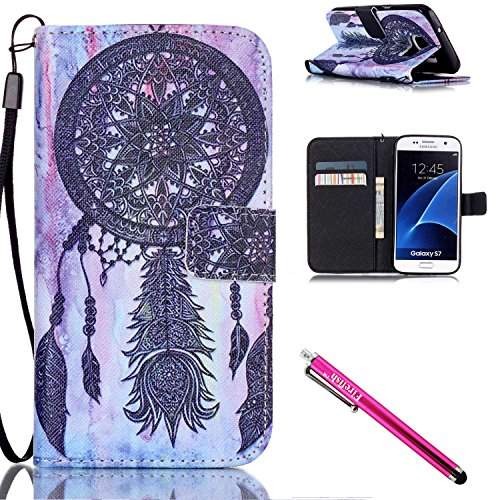 galaxy-s7-case-firefish-stand-flip-folio-wallet-cover-shock-resistance-protective-shell-with-cards-s