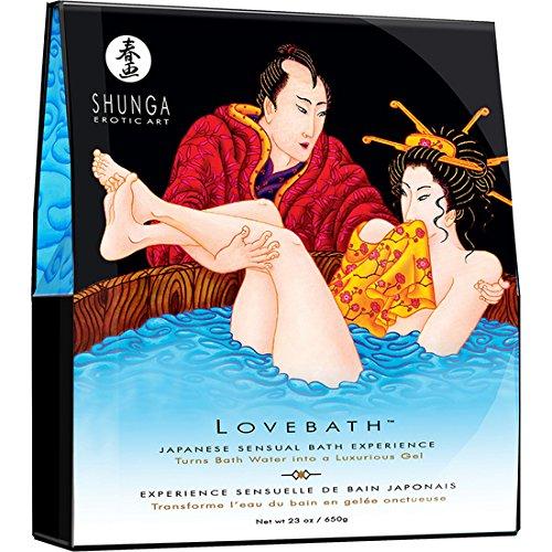 SHUNGA LOVEBATH TEMPTATIONS DER OZEAN