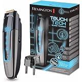 Remington Bartschneider Touch Tech MB4700, digitale TouchScreen-Oberfläche, langlebiger Lithium Akku, 0,4-18mm Längeneinstellung, Netz-/Akkubetrieb, Micro-USB-Ladefunktion (inkl.Kabel)