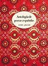 Antología de poetas españolas par Autoras