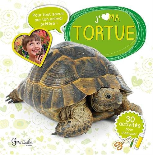 Ma tortue : Pour tout savoir sur ton animal préféré !, Des jeux pour s'amuser