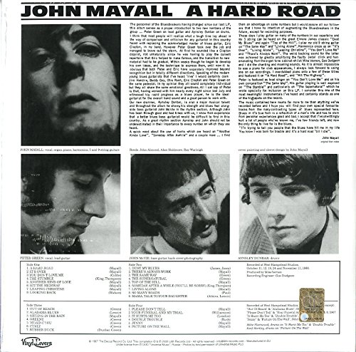 Hard Road (4 LP)