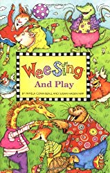 Wee Sing and Play Book (Reissue) (Wee Sing (Paperback))