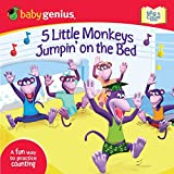 5 Little Monkeys Jumpin' on the Bed: A Sing 'N Count Book (English Edition)