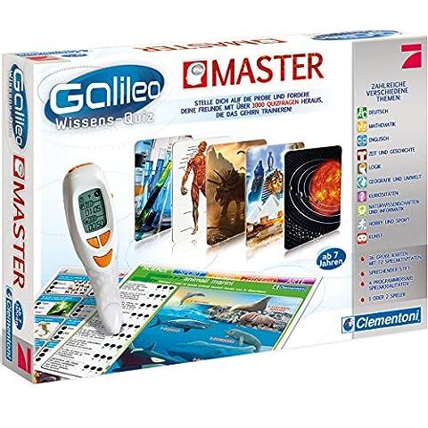 Galileo Wissens-Quiz Master, sprechender LCD-Stift über 1000 Fragen