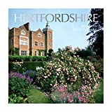 2018 Hertfordshire Wall Calendar 30 cm x 30 cm - With 1 Sheet Bonus Reminder Stickers