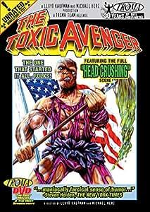 Toxic Avenger [DVD] [1985] [Region 1] [US Import] [NTSC]