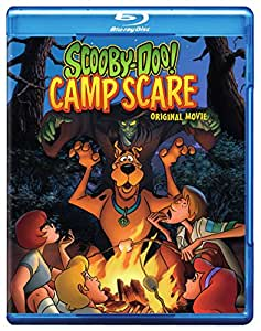 Scooby Doo: Camp Scare [Blu-ray] [Import anglais]