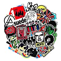 KangRuiZhe Band Decals - Laptop Vinyl Stickers car sticker For Snowboard Motorcycle Bicycle Phone Mac Computer DIY Keyboard Car Window Bumper Wall Luggage Decal Graffiti Patches