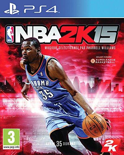 NBA 2K15 : Playstation 4 , FR