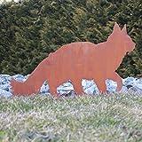 SAREMO Katze Maine-Coon gehend, L ca 54 cm